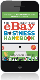 Cover of The eBay Business Handbook on Mobile by Robert Pugh