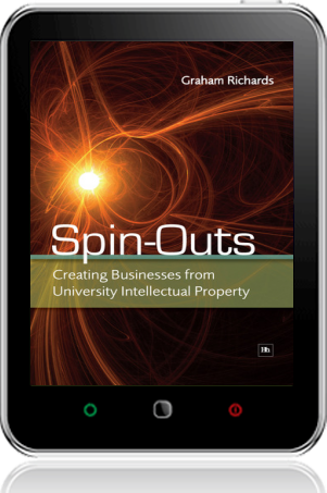 Cover of Spin-Outs (Tablet)