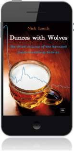 Cover of Dunces with Wolves on Mobile by Nick Louth