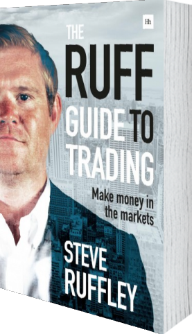 Cover of The Ruff Guide to Trading (Paperback) by Steve Ruffley