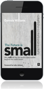Cover of The Future is Small on Mobile by Gervais Williams