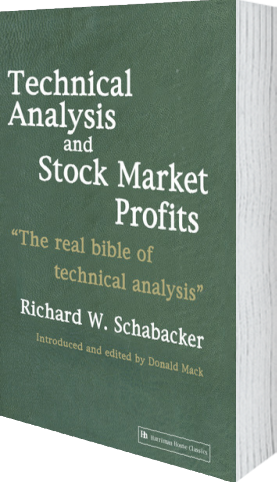 Cover of Technical Analysis and Stock Market Profits by Richard Schabacker