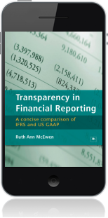Cover of Transparency in Financial Reporting on Mobile by Ruth Ann McEwen