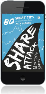 Cover of Share Attack on Mobile by Malcolm Stacey