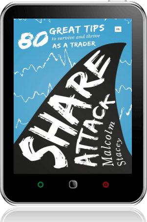 Cover of Share Attack on Tablet by Malcolm Stacey