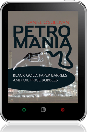 Cover of Petromania on Tablet by Daniel O'Sullivan