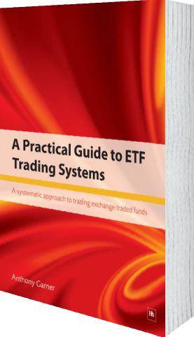 Cover of A Practical Guide to ETF Trading Systems by Anthony Garner