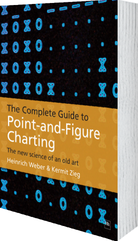 Cover of The Complete Guide to Point-and-Figure Charting by Kermit Zieg andHeinrich Weber