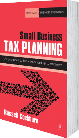 Cover of Small Business Tax Planning (Paperback) by Russell Cockburn