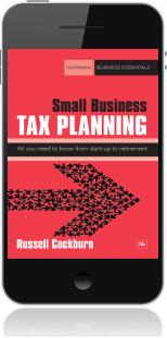 Cover of Small Business Tax Planning (Mobile Phone)