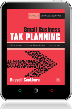 Cover of Small Business Tax Planning (Tablet)