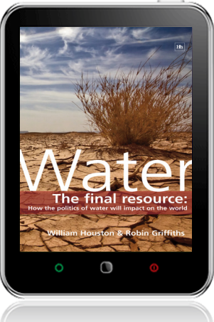 Cover of Water on Tablet by William Houston andRobin Griffiths