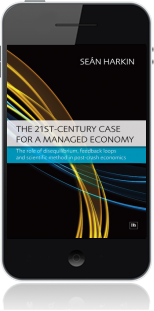 Cover of The 21st-Century Case for a Managed Economy on Mobile by Sean Harkin