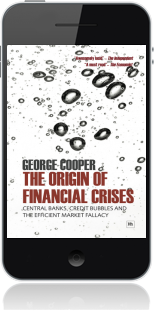 Cover of The Origin of Financial Crises on Mobile by George Cooper