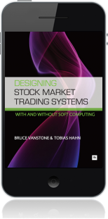 Cover of Designing Stock Market Trading Systems (Mobile Phone)
