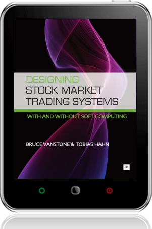 Cover of Designing Stock Market Trading Systems (Tablet)