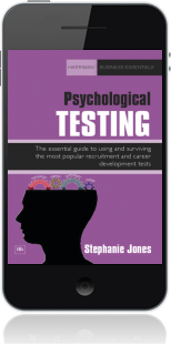 Cover of Psychological Testing on Mobile by Stephanie Jones