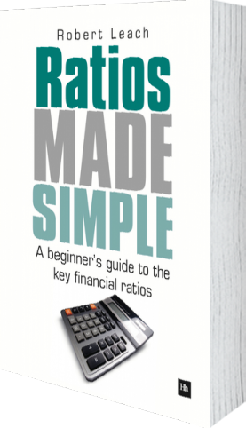 Cover of Ratios Made Simple by Robert Leach