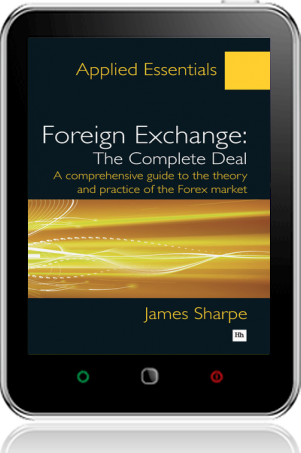 Cover of Foreign Exchange: The Complete Deal on Tablet by James Sharpe