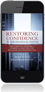 Cover of Restoring Confidence In The Financial System on Mobile by Sean Tully andRichard Bassett