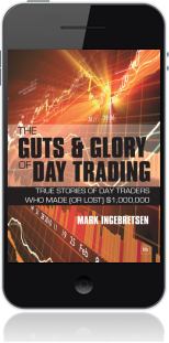 Cover of The Guts and Glory of Day Trading (Mobile Phone)
