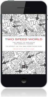 Cover of Two Speed World (Mobile Phone)