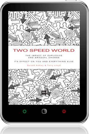 Cover of Two Speed World (Tablet)