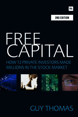 Cover of Free Capital by Guy Thomas