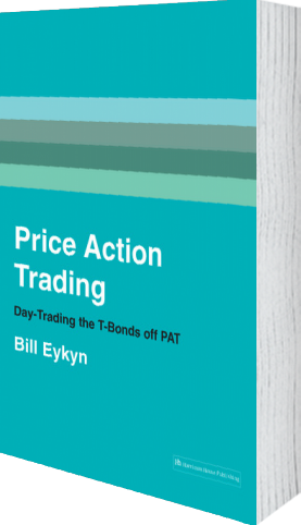 Cover of Price Action Trading by Bill Eykyn