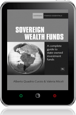 Cover of Sovereign Wealth Funds (Tablet BW)