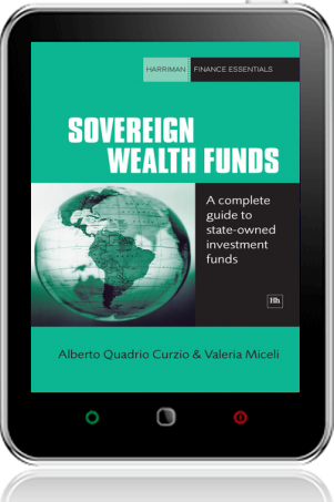 Cover of Sovereign Wealth Funds (Tablet)