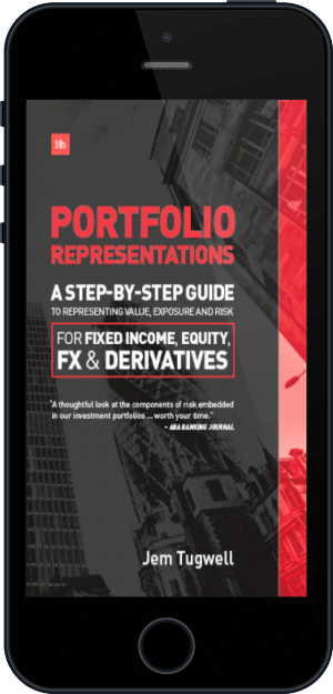 Cover of Portfolio Representations on Mobile by Jem Tugwell