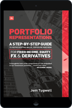 Cover of Portfolio Representations on Tablet by Jem Tugwell