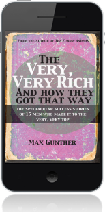Cover of The Very, Very Rich and How They Got That Way on Mobile by Max Gunther