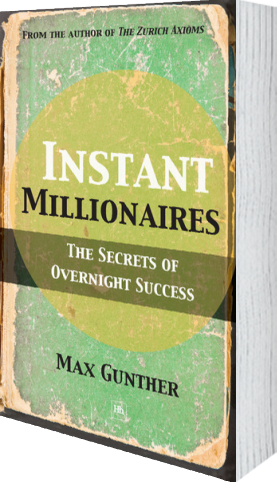 Cover of Instant Millionaires by Max Gunther