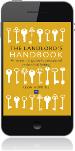Cover of The Landlord's Handbook on Mobile by Leon Hopkins