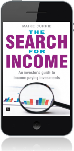 Cover of The Search for Income on Mobile by Maike Currie