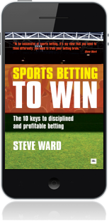 Cover of Sports Betting to Win on Mobile by Steve Ward