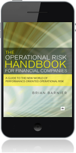 Cover of The Operational Risk Handbook for Financial Companies on Mobile by Brian Barnier