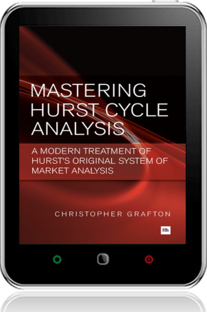 Cover of Mastering Hurst Cycle Analysis on Tablet by Christopher Grafton