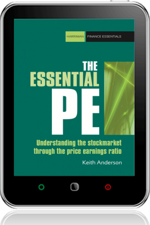Cover of The Essential P/E on Tablet by Keith Anderson