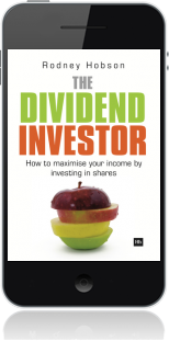 Cover of The Dividend Investor on Mobile by Rodney Hobson
