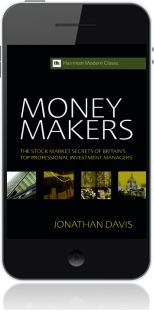 Cover of Money Makers on Mobile by Jonathan Davis