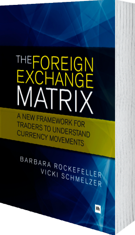 Cover of The Foreign Exchange Matrix by Barbara Rockefeller and Vicki Schmelzer