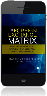 Cover of The Foreign Exchange Matrix on Mobile by Barbara Rockefeller and Vicki Schmelzer