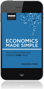Cover of Economics Made Simple (Mobile Phone)