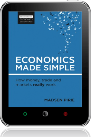 Cover of Economics Made Simple (Tablet)