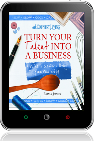 Cover of Turn Your Talent into a Business (Tablet)