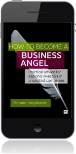 Cover of How To Become A Business Angel on Mobile by Richard Hargreaves