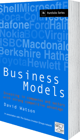Cover of Business Models by David Watson
